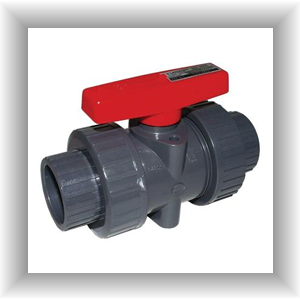 Ball Valve - Double Union (Slip x Slip)
