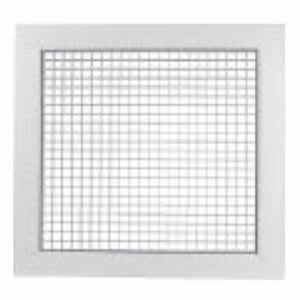 Egg Crate Grille Hinged & Filter