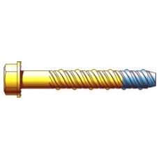 Hex Screw-Bolt 10X60 Zinc
