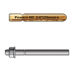 HDG CHEM ANCH KIT M16X190