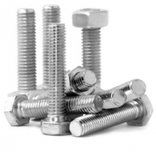 M10 x 40 Nylon Hex Set Screw
