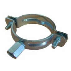 100mm BSP P/COATED NUT CLIP