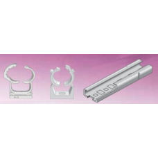 Self Locking Nylon Pipe Clamp 47/50mm