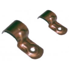 8mm (5/16) S/SIDED Cu SADDLES