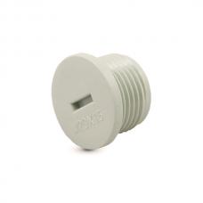 20mm Grey Plug