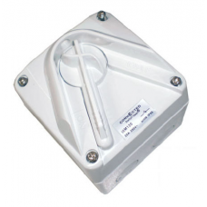 Square Outdoor Single Isolator