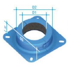 100mm Retrofit Collar-Flanged