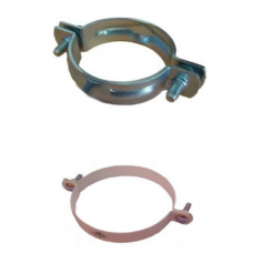 225mm (9) PVC S/Steel BOLTED HANGER