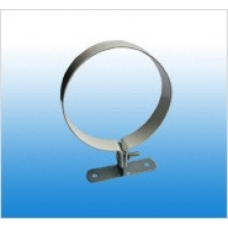 150mm (6) S/STEEL PVC CLIP HEAD