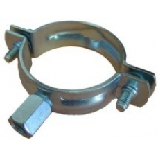 50mm (2) PVC WELDED NUT HANGER S/STEEL