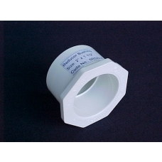 50x25mm PVC Reducer Socket CAT 8