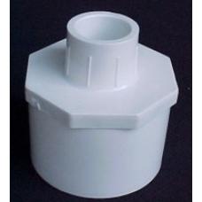 40x25mm PVC Faucet Bushing [slip]