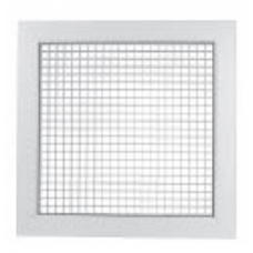 Egg Crate Hinged + Filter 750 x 600