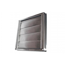 150mm Gravity Grille - ABS - Grey