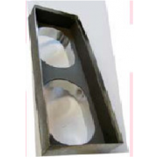 1150x550 Insul Return Air Box-2x16