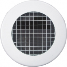 Round Egg Crate Diffuser 200mm