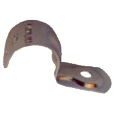 6mm (1/4) S/SIDED Zn PLATED SADDLE