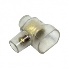 Cable Connectors - 2x6mm2 Single Screw 100/Box