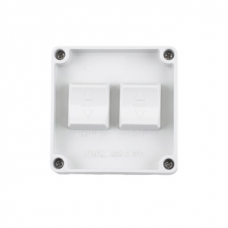 WeatherProof Double Switch