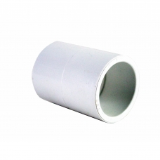 20mm PVC Coupling [slip] CAT 7
