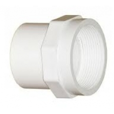 50mm PVC Female Adapter CAT 18