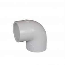20mm 90 deg PVC Elbow [slip] CAT 13