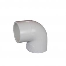 50mm 90 deg PVC Elbow [Slip] CAT 13