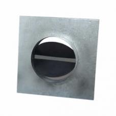 Lay-in 595x595 Reducing Neck- Spigot 250