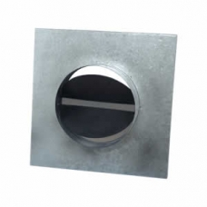 Lay-in 595x595 Reducing Neck- Spigot 300