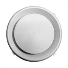 Round Poly Diffuser 150mm